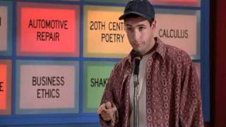 Billy Madison Business Ethics